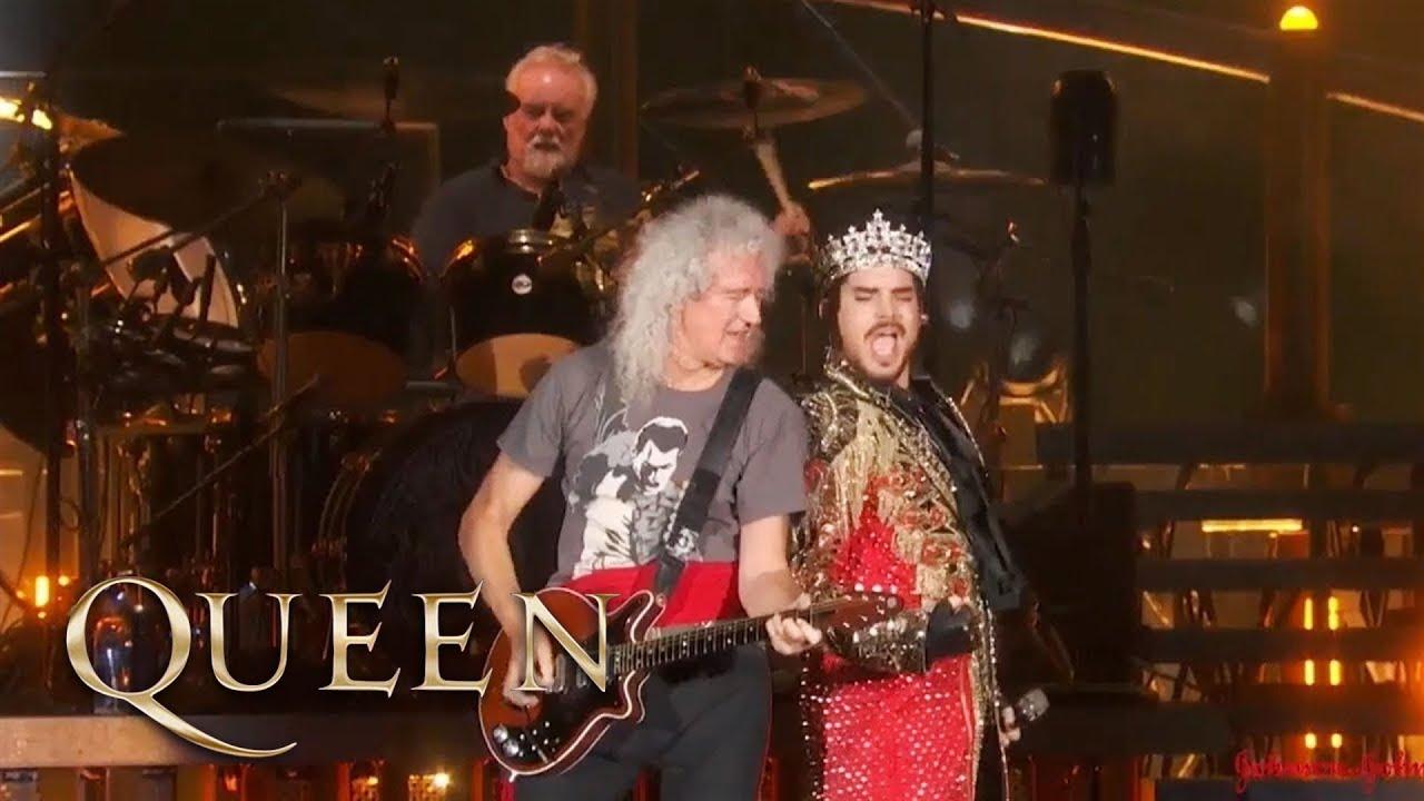 Queen y Adam Lambert coverearon a Led Zeppelin - Radio Cantilo