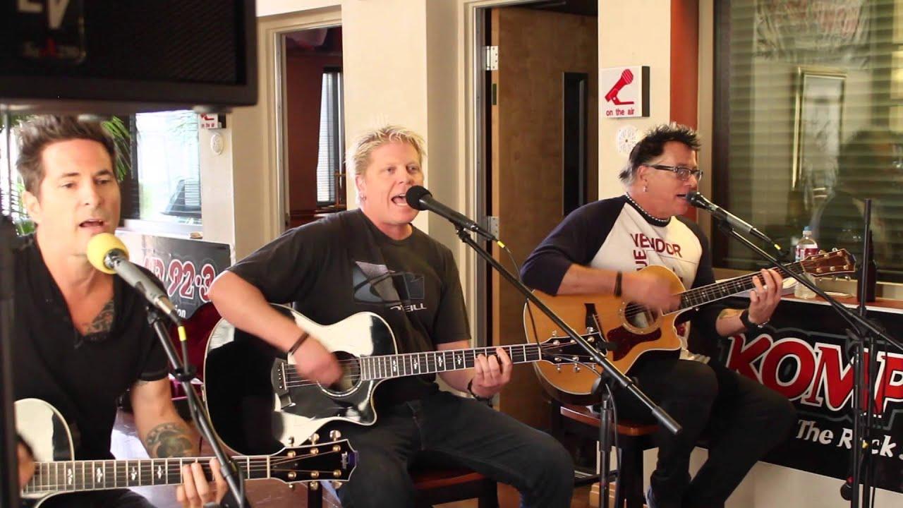 ¡The Offspring llega al país con show acústico! - Radio Cantilo