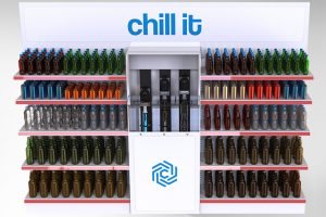 """Chill It"", el dispositivo que enfría tu bebida en minutos"