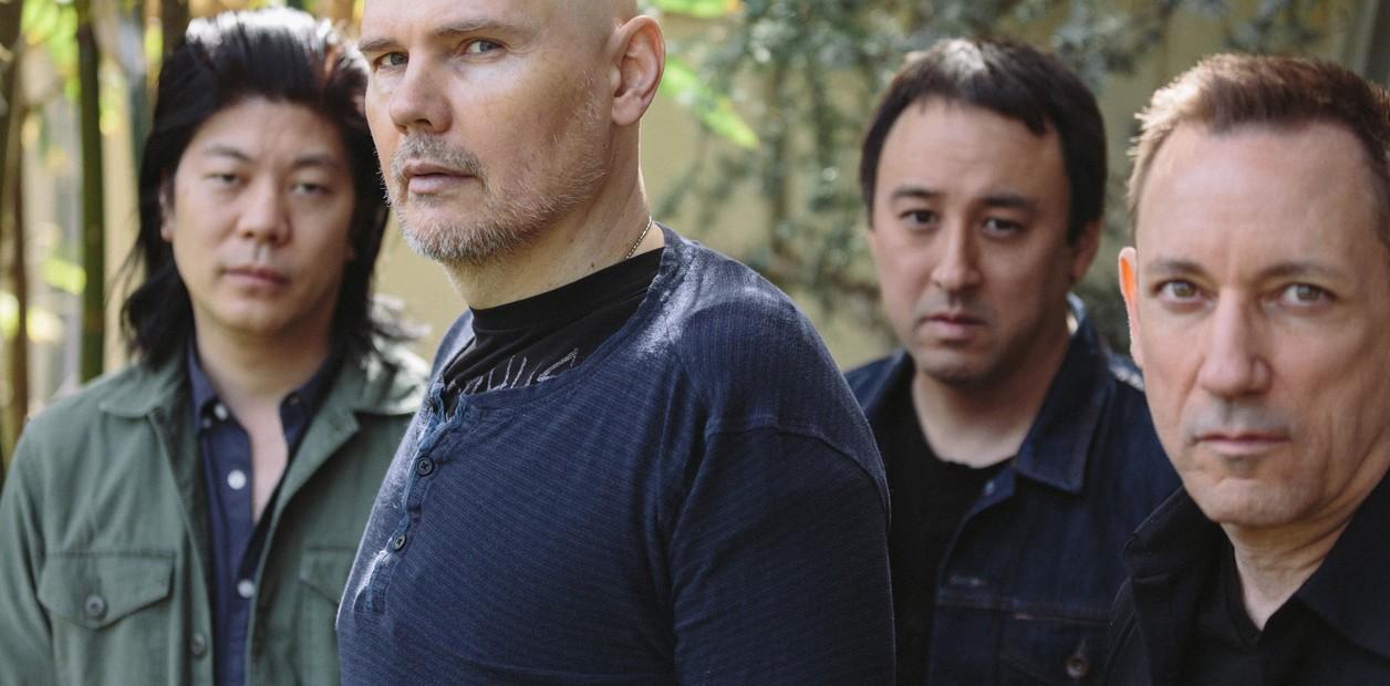 Billy Corgan anunció un disco doble de los Smashing Pumpkins - Radio Cantilo