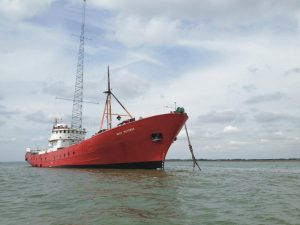 Consultorio del Docto B: Radio Caroline