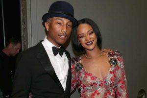 Rihanna prepara un éxito: Confesó que está trabajando con Pharrell Williams para su próximo álbum