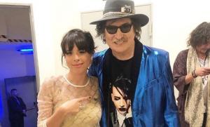 Rosario Ortega, entre sus nuevas canciones y el legado de Charly