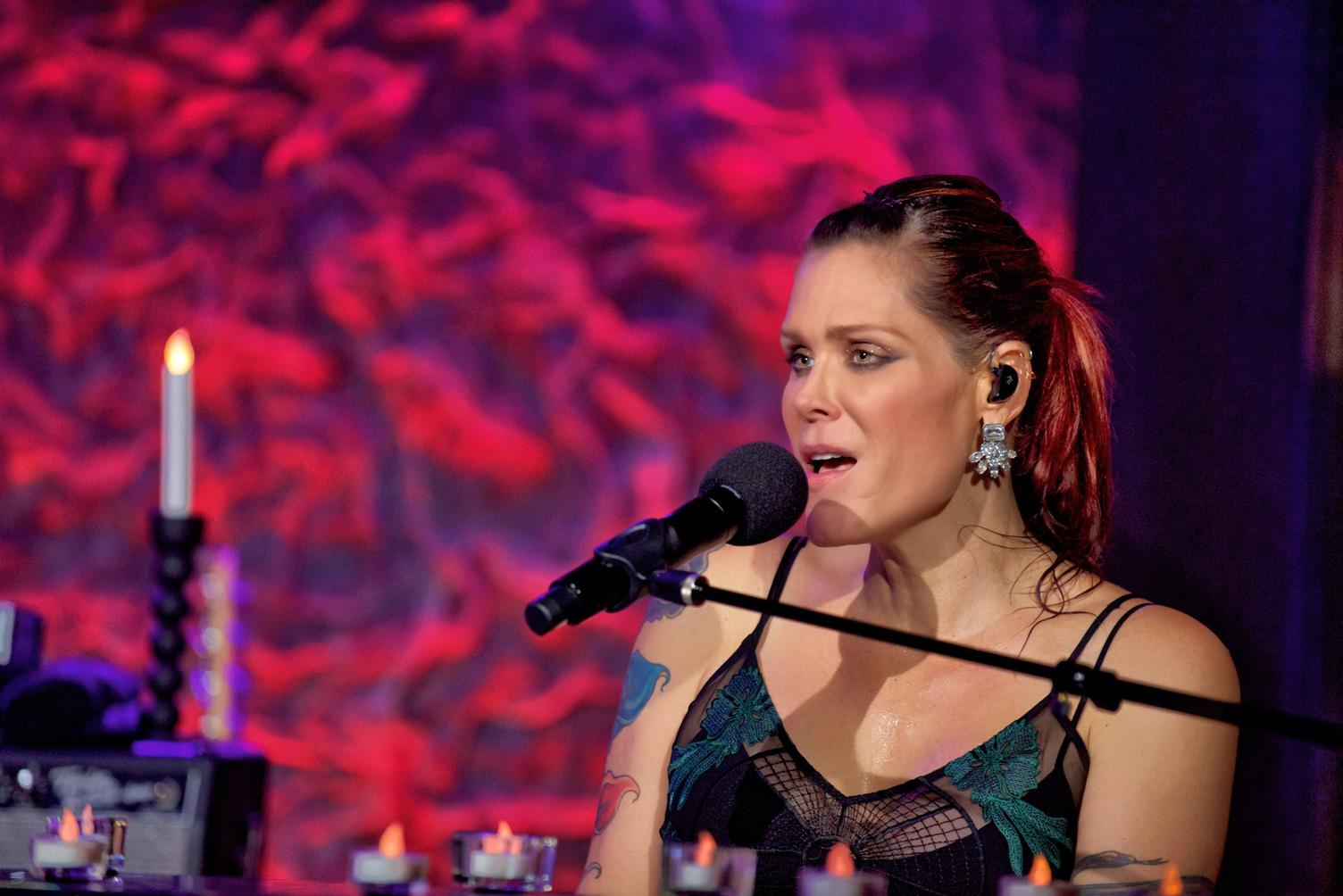 Beth Hart y su blues incendiario - Radio Cantilo
