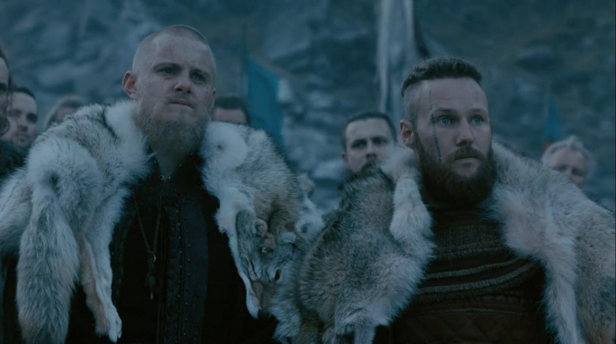 Vikings: la sexta temporada llegó a Netflix - Radio Cantilo