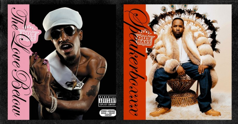 "#DiscosEnCuarentena: ""Speakerboxxx/The Love Below"", Outkast - Radio Cantilo"