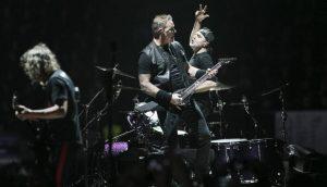 Metallica postergó su gira sudamericana para diciembre
