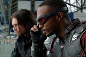 "Marvel frenó la filmación de ""The Falcon and the Winter Soldier"""