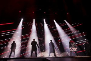 Backstreet Boys en la Argentina: el perfecto autohomenaje
