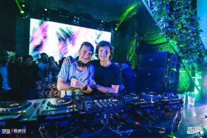 Argentina e Inglaterra, unidos con la música electrónica