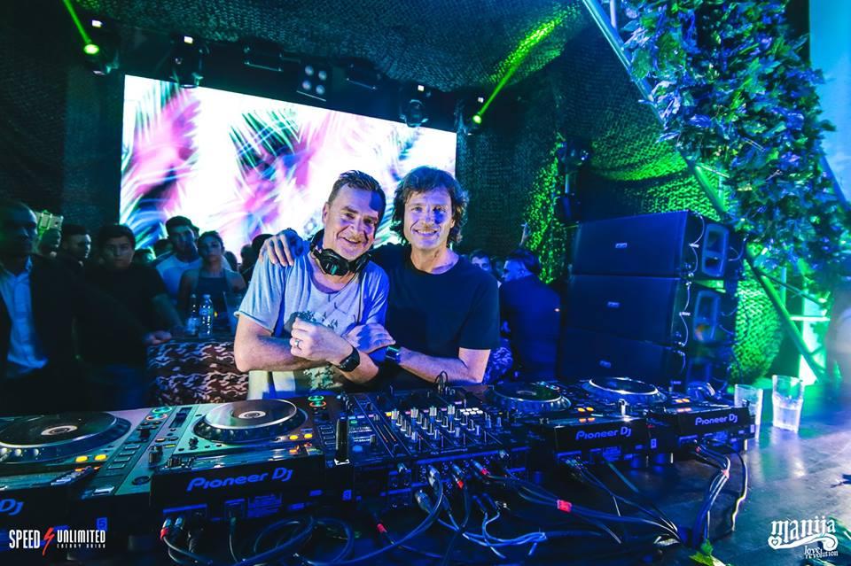 Argentina e Inglaterra, unidos con la música electrónica - Radio Cantilo