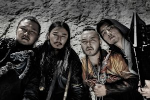 "The Hu: ""Hunnu Rock"" desde Mongolia"