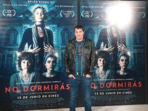 """Gustavo Hernández te adelanta de qué va """"Virus"""", su próxima película"""