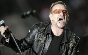 "Bono le canta al Coronavirus: Escuchá como suena ""Let Your Love Be Known"""