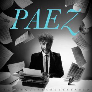 """Escuchá """"La conquista del espacio"""", el nuevo disco de Fito Páez"""