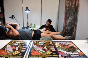 """Diego Staropoli: """"El Tattoo Show es un sueño"""""""