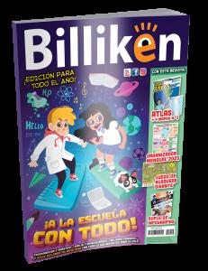¡La revista Billiken puso su catálogo online y gratuito!