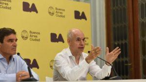 """El Jefe de Gobierno Porteño confirmó que """"se suspenden los recitales en la ciudad"""""""