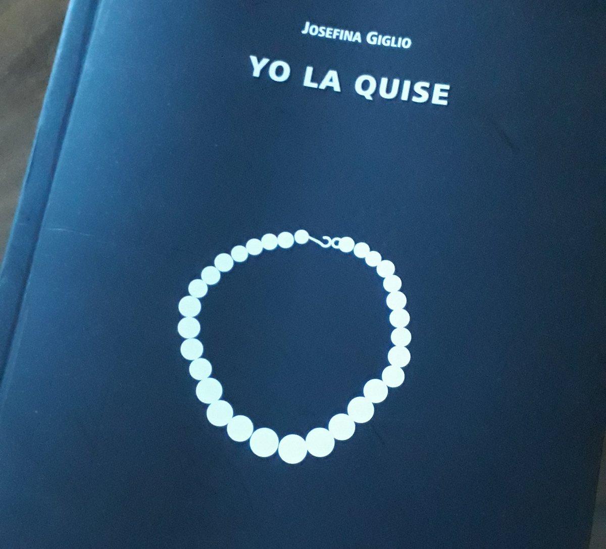 """#LosLibrosDeAle: """"Yo la quise"""" de Josefina Giglio - Radio Cantilo"""