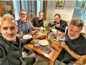 Los Pericos de cuarentena: Juanchi Baleirón te cuenta cómo lo vive la banda
