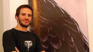 El ilustrador Salvador Sanz habló de sus nuevos trabajos en #PuntoDeFuga