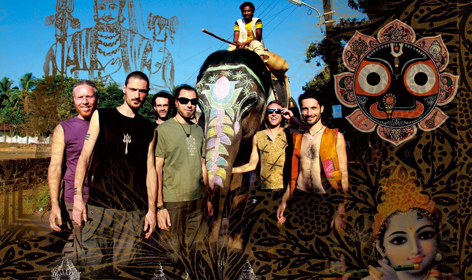 Hilight Tribe, la banda francesa que genera sonidos únicos - Radio Cantilo