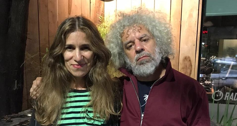 """Sergio Rotman: """"Lanzar tu primer disco solista a los 56 años es bastante particular"""" - Radio Cantilo"""
