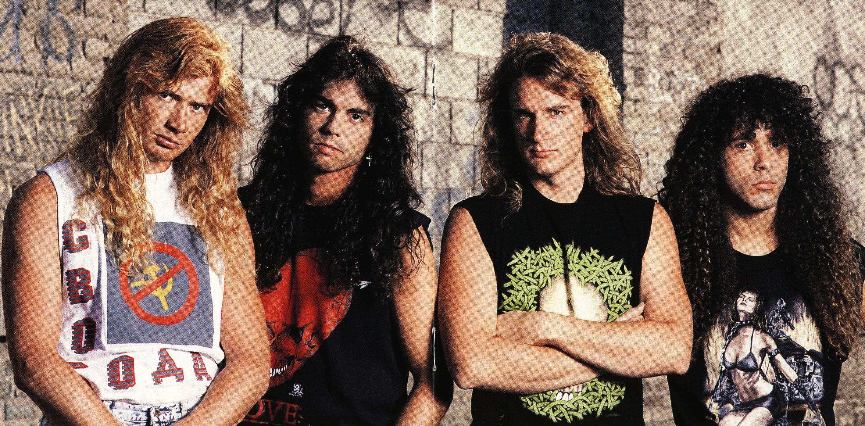 Rust in peace: a 30 años de la publicación de Megadeth - Radio Cantilo
