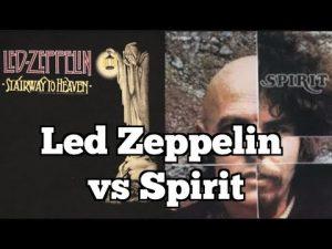 """Fin de la historia: Zeppelin ganó el juicio por """"Starway To Heaven"""""""