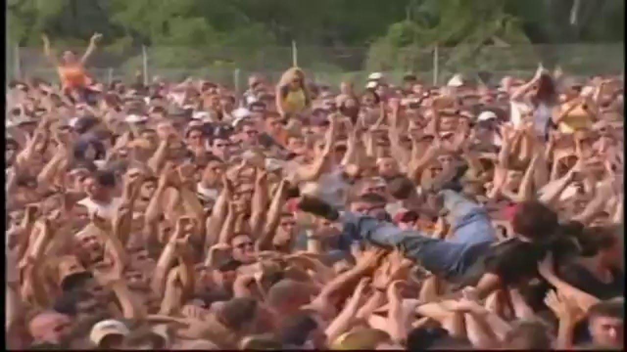 #UnReciParaVerEnCasa: Stone Temple Pilots en el Rolling Rock Town Fair - Radio Cantilo