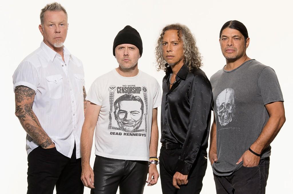 Metallica postergó su gira sudamericana para diciembre - Radio Cantilo
