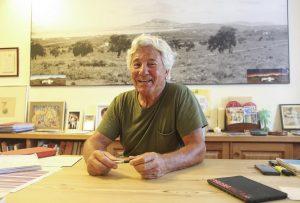 Ricardo Urgell, fundador de Pachá, está de regreso