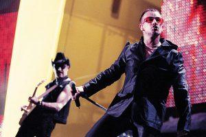 """""""Pop"""" o el último intento de metamorfosis que tuvo U2"""