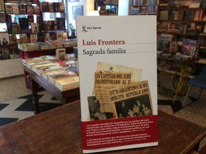 "#LosLibrosDeAle: ""Sagrada Familia"" de Luis Frontera"