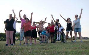 Juntas por la inclusión