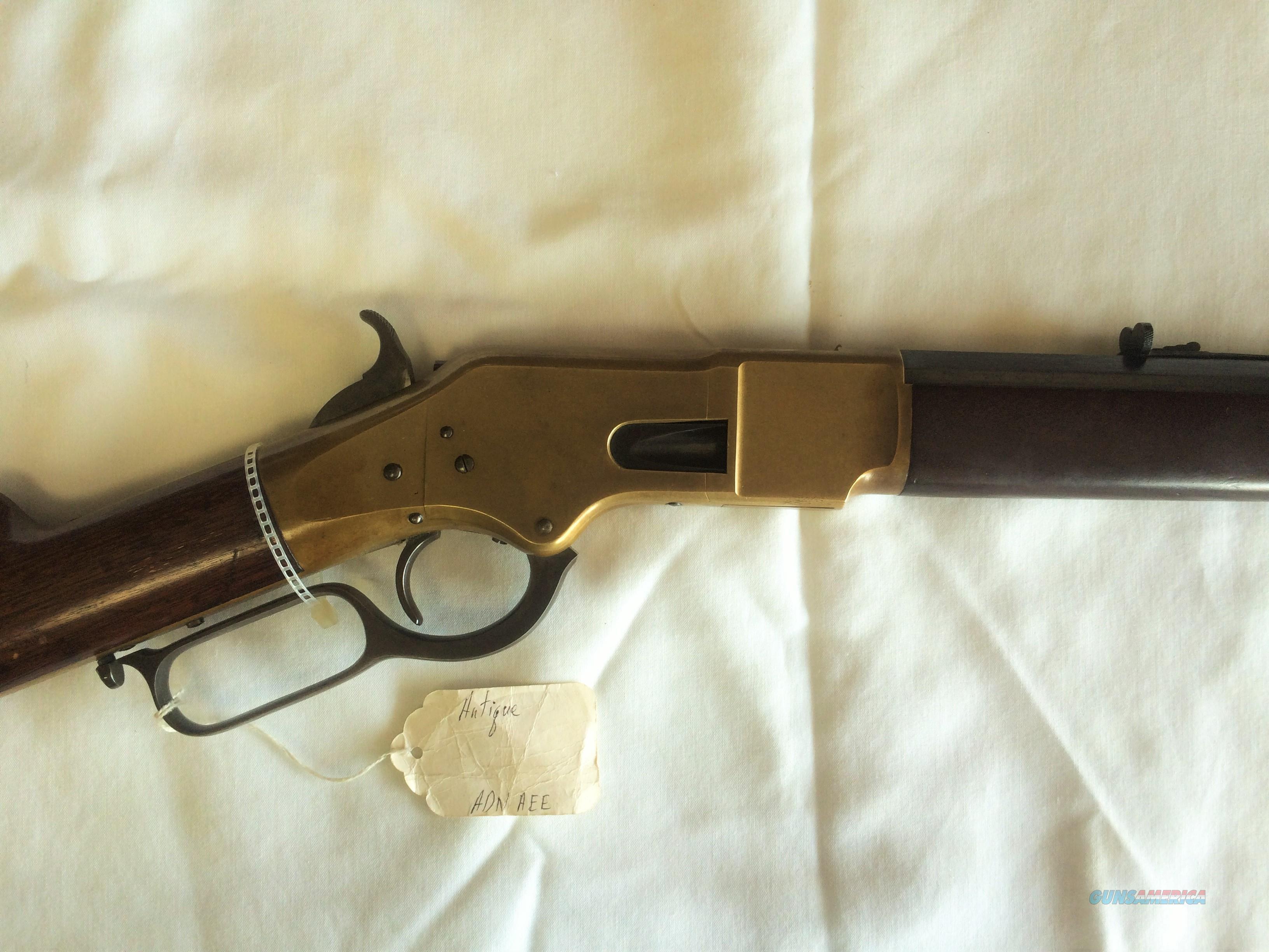 Abro hilo: el rifle de Winchester - Radio Cantilo