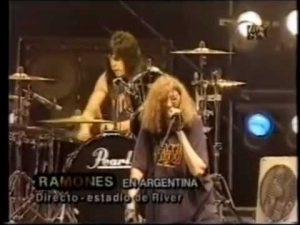 #UnReciParaVerEnCasa: Ramones en Argentina