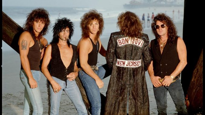 "#DiscosEnCuarentena: ""New Jersey"", Bon Jovi - Radio Cantilo"