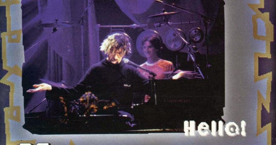 "#DiscosEnCuarentena: ""Hello! MTV Unplugged"", Charly García - Radio Cantilo"