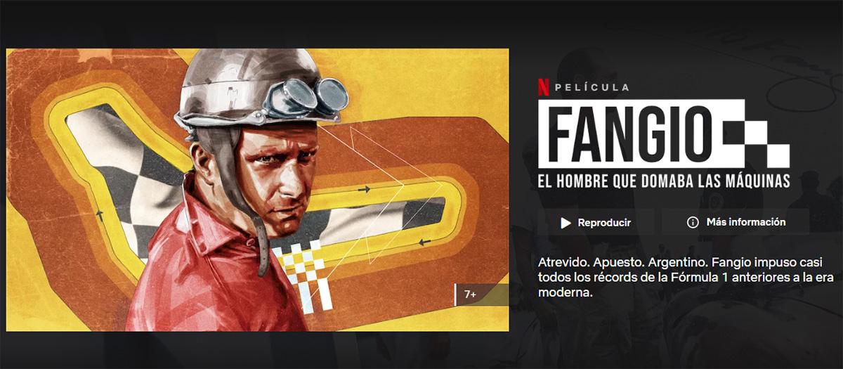 """Los secretos detrás de """"Fangio: El hombre que domaba las máquinas"""" - Radio Cantilo"""