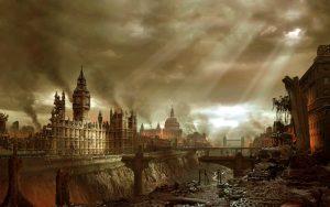 Literatura y mundos apocalípticos