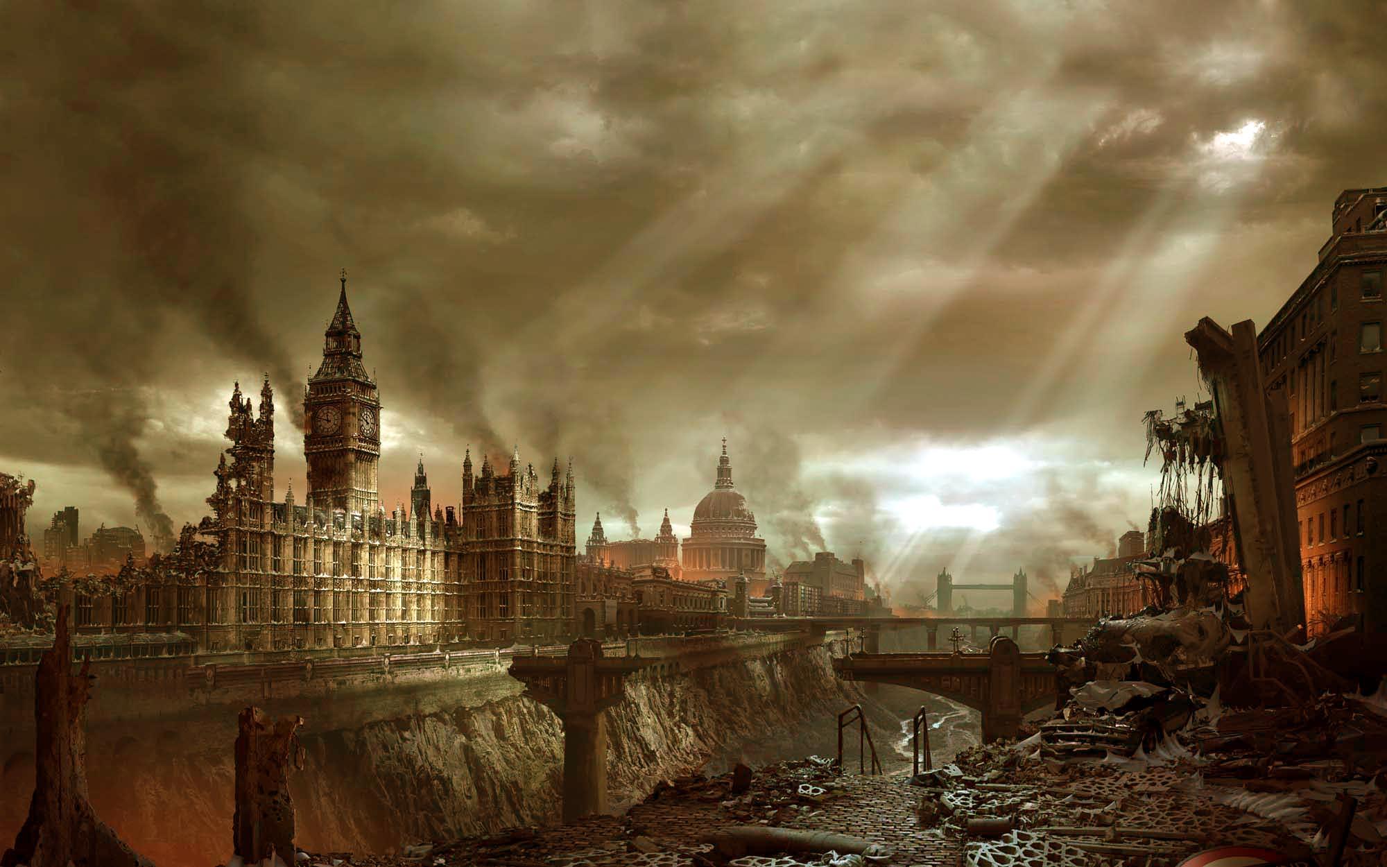 Literatura y mundos apocalípticos - Radio Cantilo