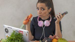 """#TenesUnDM: Paulina Cocina """"contra los que rayen"""""""