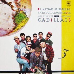 """#DiscosEnCuarentena: """"El Ritmo Mundial"""", Los Fabulosos Cadillacs"""