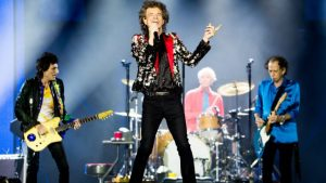 "Escuchá ""Living in a Ghost Town"", la canción nueva de The Rolling Stones"
