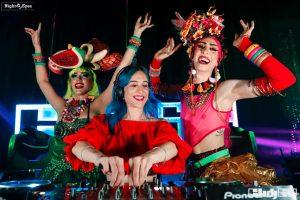 La Cintia, una DJ que busca divertirnos y hacer pasar un buen rato