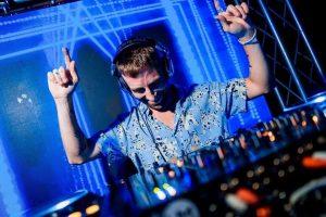 DJ Super: electrónica desde Avellaneda