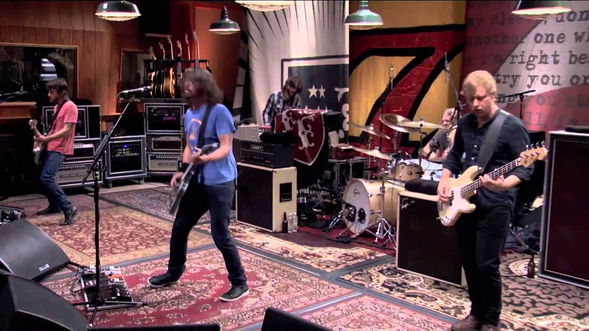 #UnReciParaVerEnCasa: Foo Fighters  Wasting Light Live from 606 - Radio Cantilo