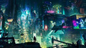 Una lectura de la cuarentena en clave Cyberpunk