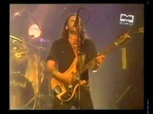 #UnReciParaVerEnCasa: Motörhead en Buenos Aires (1995)